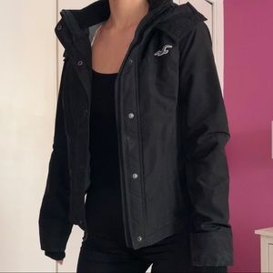 HOLLISTER: All-Weather Jacket
